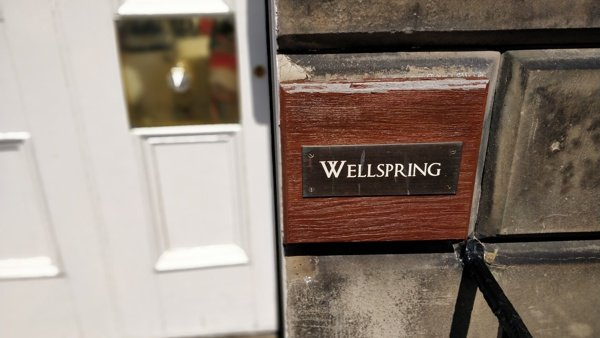 Read: Donate to Wellspring
